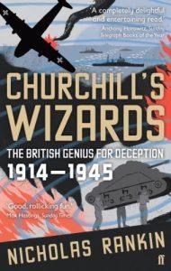 Churchill's Wizards Book Cover