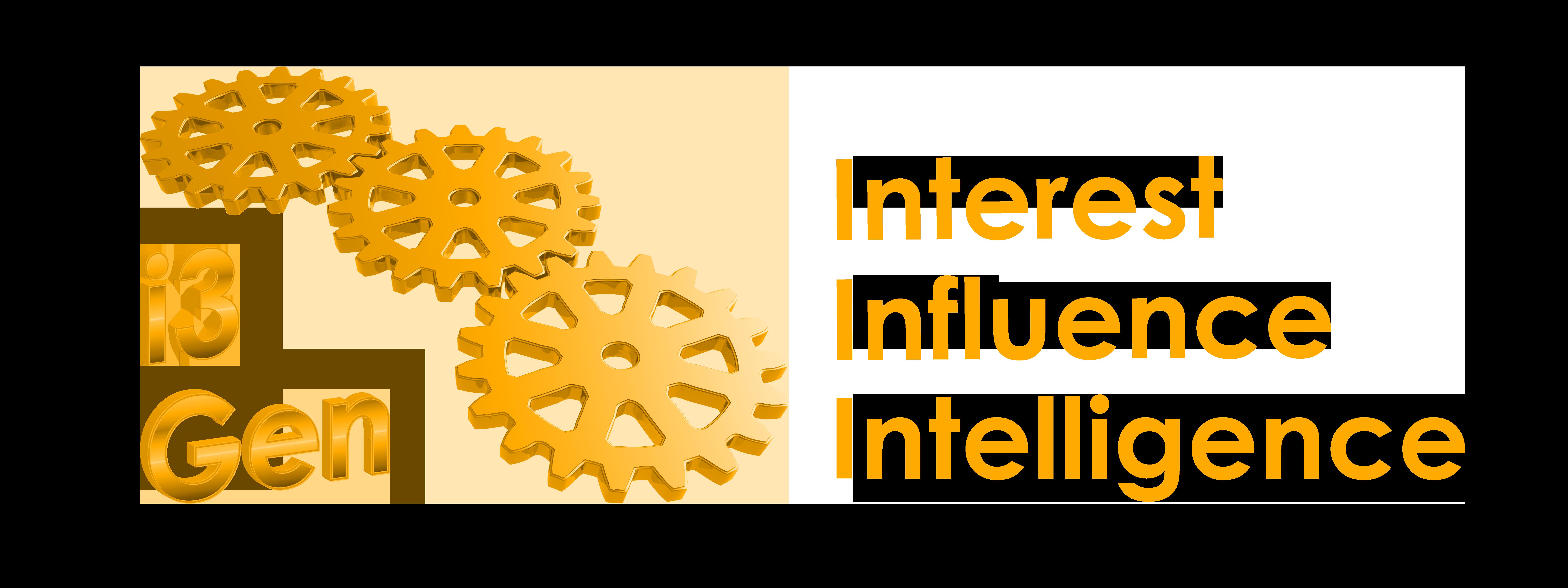 i3 Gen – Interest, Influence, Intelligence – Digital and Social Media